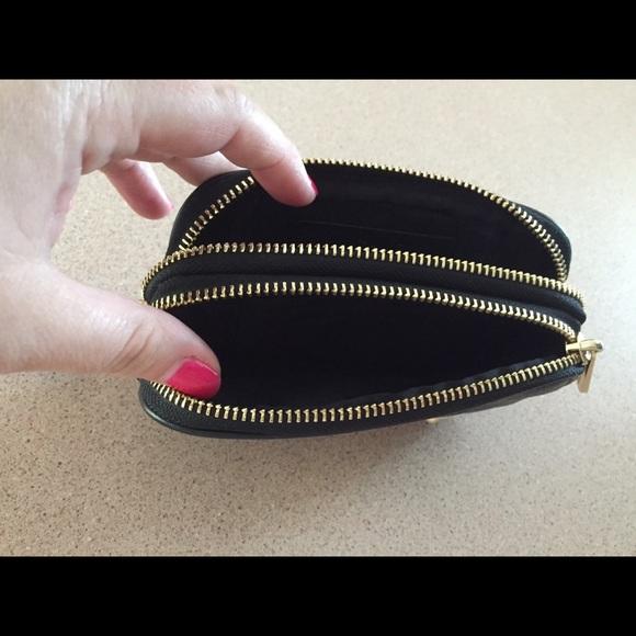 Michael Kors Double Zip Wristlet Michael Kors Double Zipper