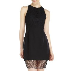 Keepsake the Label Lace Overlay Dress