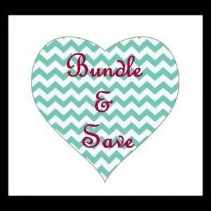 Bundle items in my closet to save!