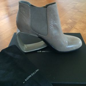 United Nude Shoes - United nude boots