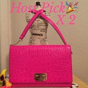 🎉HP🎉Authentic Pink Kate Spade Leather Purse♠️