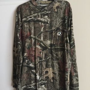 Mossy Oak Break Up Infinity Long Sleeve Pocket Tee