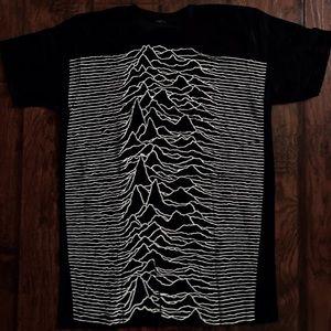 Vintage joy division t shirt