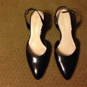 Franco Sarto Shoes - Franco sarto D'Orsay kitten heels