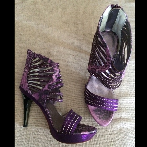 Find great deals on eBay for purple leopard print heels. Shop with confidence.