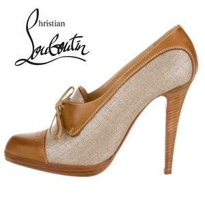 Christian Louboutin Shoes - Christian Louboutin Oxfords