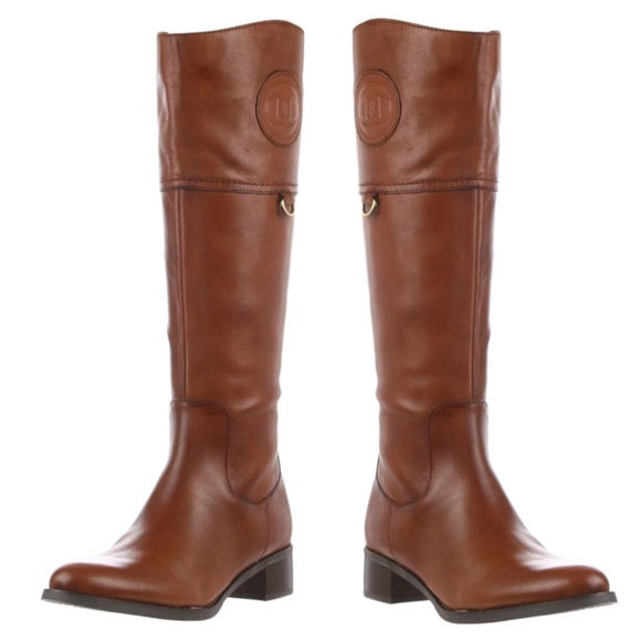 1681c4ebbe6 Etienne Aigner Chastity Wide Calf Riding Boot