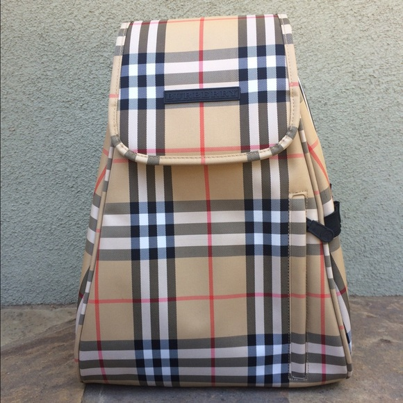 Burberry Golf Backpack