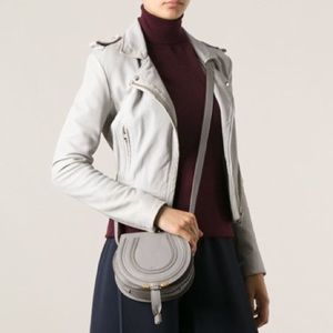 Chloe Marcie Mini Crossbody Saddlebag