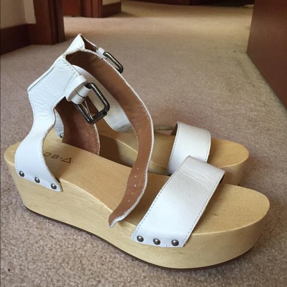 bfb963dc5ac KDB platform sandals. M 55c7d42ca3a01f08a600d64c