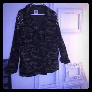 UNIF military style jacket