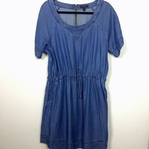 J. Crew Dresses & Skirts - J.Crew chambray dress.