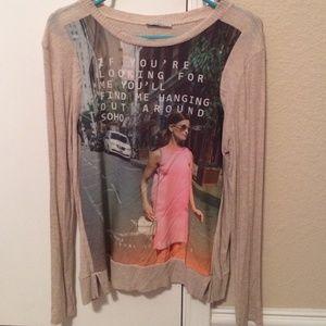 Zara soho sweater