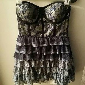 Forever 21 Corset dress