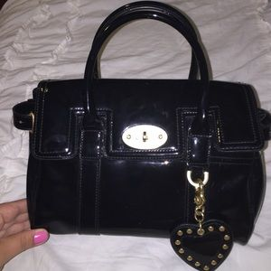 Mulberry for Target Patent Faux Leather Bag