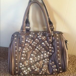 Brown Country Couture Handbag!