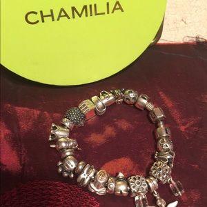 Chamilla Bracelet w CHARMS