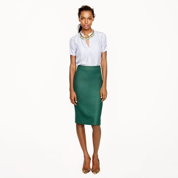 73 j crew dresses skirts j crew green no 2