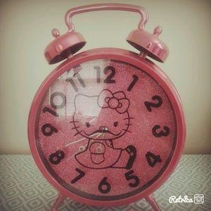 Hello kitty clock / wall clock for sale