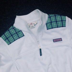 🚫SOLD Vineyard Vines Women's Plaid Shep Shirt