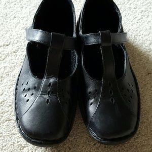 Josef Seibel Shoes - Black shoe Just Reduced