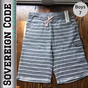 Sovereign Code Other - French terry shorts