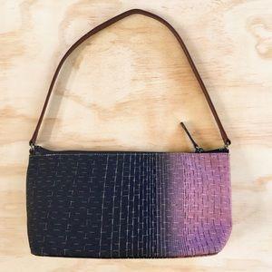 Kaos Handbags - Vintage fabric handbag
