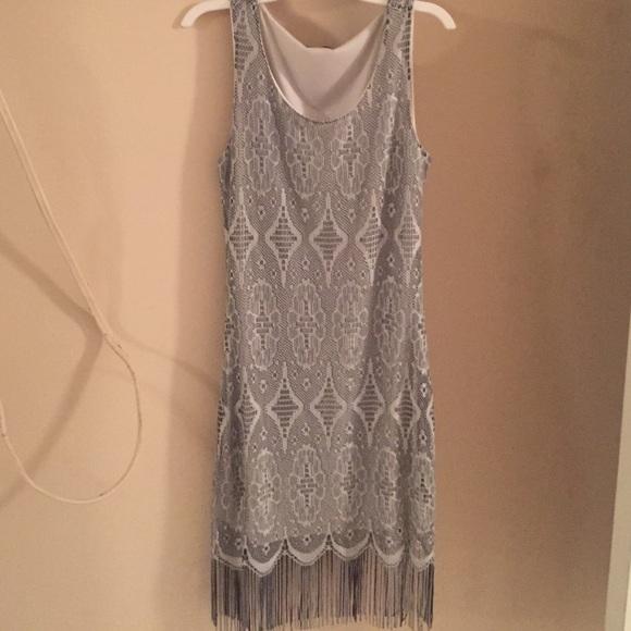 Venus Silver Dress