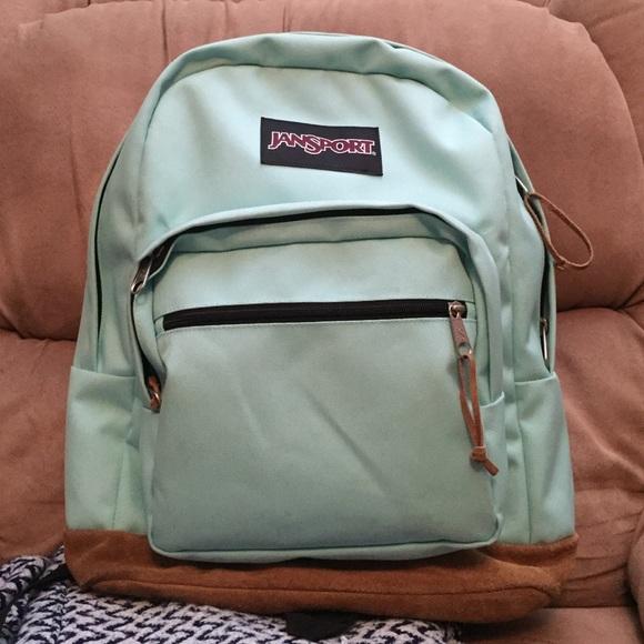 Jansport Handbags - Jansport Right Pack Backpack (Aqua Dash) e27fcb903