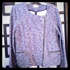 Lou & Grey knit jacket xl
