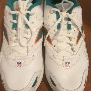 Nfl Miami Dolphins Sneakers | Poshmark