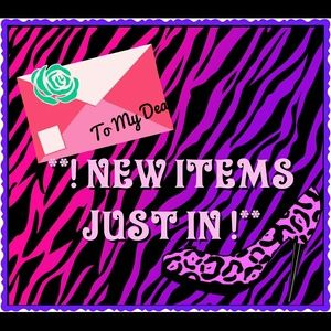Other - **New Items Added To The Closet!**