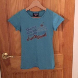 Junk Food Tshirt