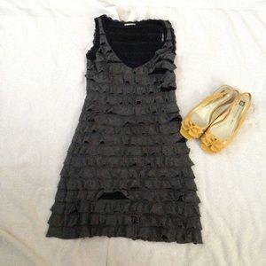 Dresses & Skirts - Ruffle dress