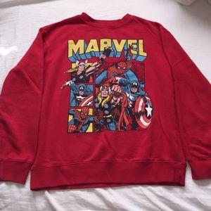 Marvel comic sweater⚡️