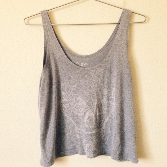 Spare Tops - Simple but cute Tank top