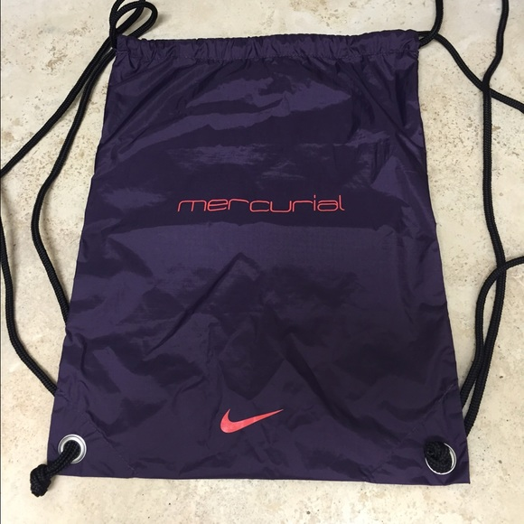 nike mercurial soccer shoes drawstring bag from tuty s