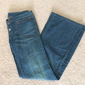 Diesel low rise jeans