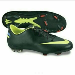 Rare Nike mercurial Soccer cleats