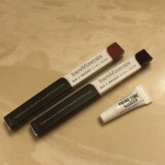 bareminerals accessories bare minerals eyeliners and primer. Black Bedroom Furniture Sets. Home Design Ideas