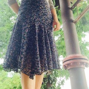 Bisou Bisou Floral Skirt 
