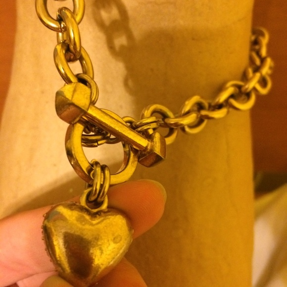 23 off juicy couture jewelry gold juicy couture charm