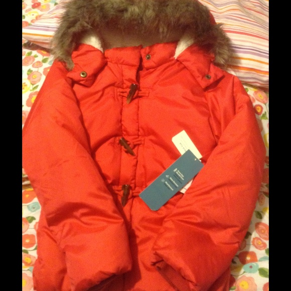 41% off Old Navy Outerwear - NWT GIRLS OLD NAVY WINTER COAT SIZE 8 ...