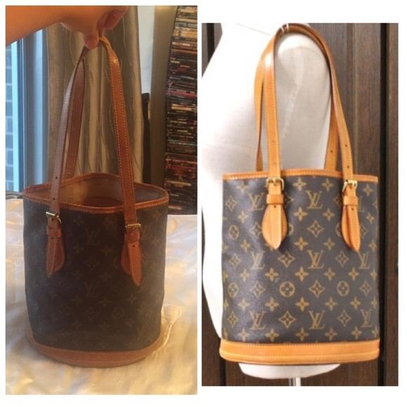 5284013596a1 Louis Vuitton Handbags - ✨FLASH SALE! Louis Vuitton Petit Bucket PM✨