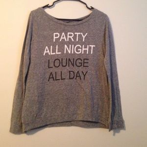 party all night lounge all night