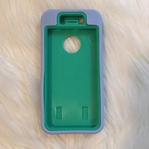 Accessories - Teal And Blue iPhone 5 case