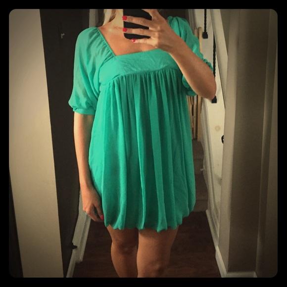 Bubble Hem Cocktail Dresses