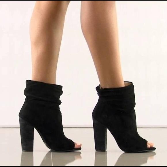 bb73e063c61 Chinese Laundry Shoes - Kristin Cavallari Laurel Peep Toe Booties