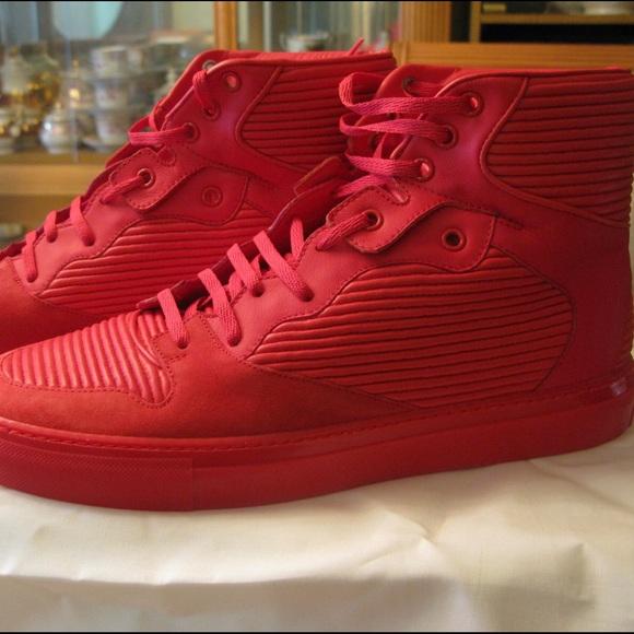 Size 42 Us 9 Red October Balenciaga