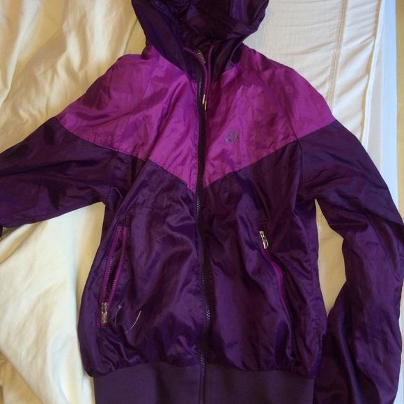da4f508630 nike coat purple m 55ca89bf077e193edf01cadd